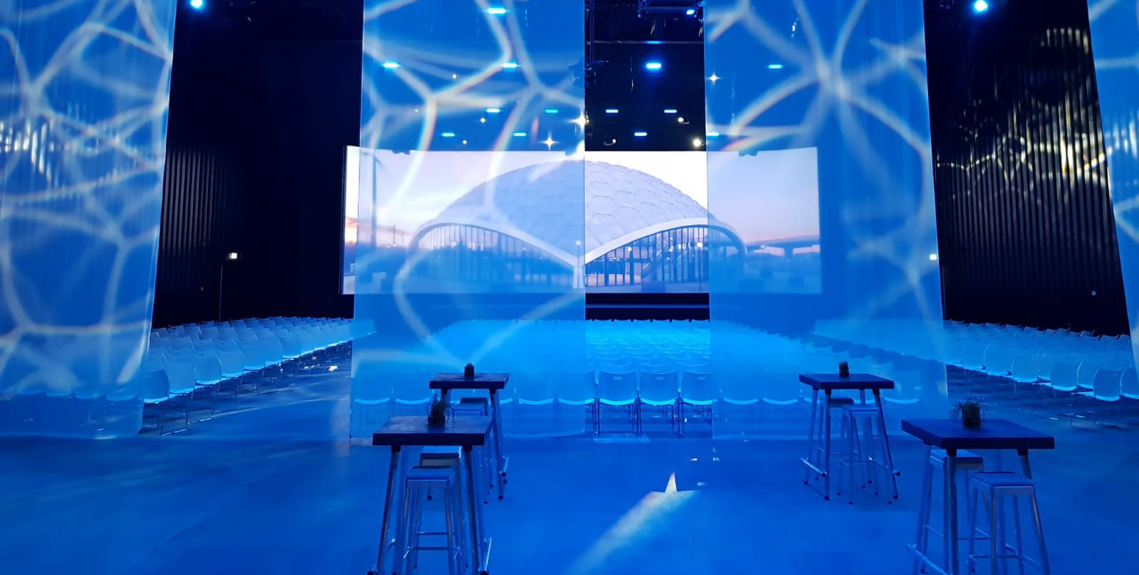 Productlancering in Amsterdome